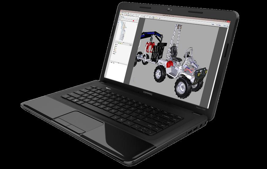 Tetra4D Converter - The 3D PDF Converter | Tetra4D
